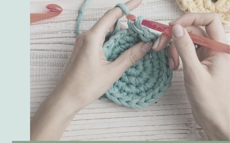Frogging in Crochet
